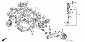 Honda Cr-v Questions - Trouble Repairing 5 Speed Transmission Clutch