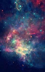 iPhone wallpaper- lockscreen - universe - galaxy - galáxia ...