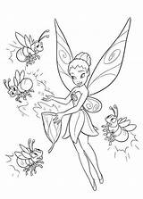 Coloring Disney Fairies Iridessa Fairy Silvermist Printable Zvonilka Tinkerbell Omalovánky Vytisknutí Sheets Vidia Periwinkle Tiana Jar Faries sketch template