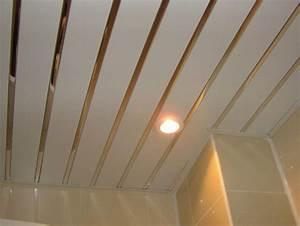 comment peindre un plafond en bois vernis a sarcelles With maison en fuste prix 17 les faux plafond en pvc 28 images plafond lambris pvc