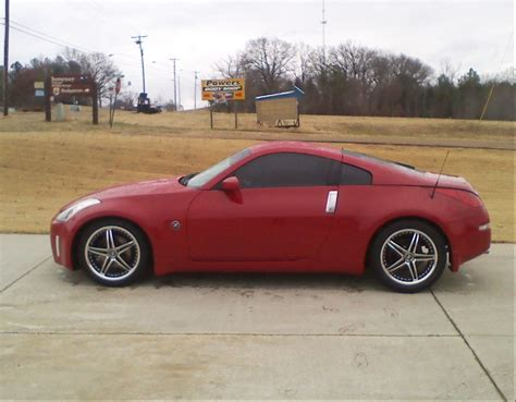 Dustinlee26 2005 Nissan 350z Specs, Photos, Modification
