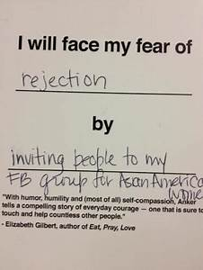 FEAR OF REJECTION QUOTES TUMBLR image quotes at ...