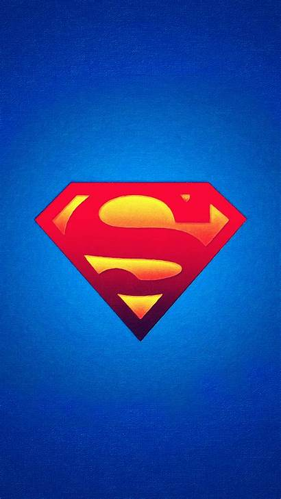 Superman Iphone Hero Illustration Av28 Plus Wallpapers