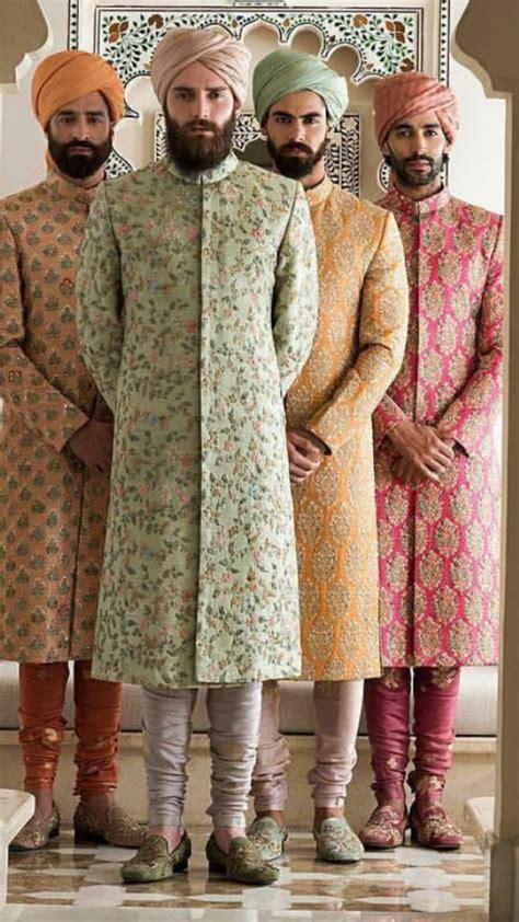 sabyasachi wedding dresses men indian sherwani  men