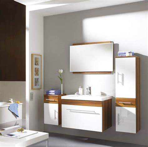 Badezimmermöbel Modern by Badezimmerm 246 Bel Holz Modern