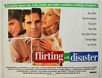 Flirting With Disaster - Original Cinema Movie Poster From ...