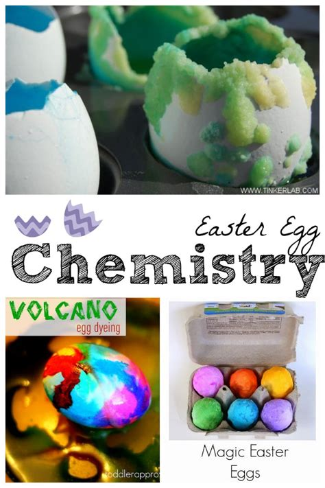 top 10 easter science experiments for 770 | Fizz Egg Science