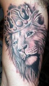 Arm Lion Cool Tattoo Designs For Men | Tattoo Love