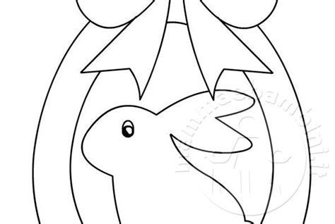 disegni piccolini uovo da colorare mamma e bambini