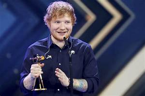 Spotify Charts Singer Ed Sheeran To Claim Biggest Selling Album Since