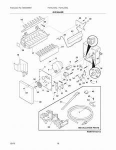 Uline Clr2160 Parts Diagram