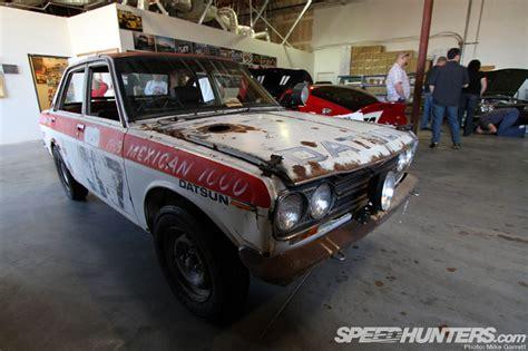 Datsun 510 Rally by Car Spotlight Gt Gt Bre S Baja Rally Datsun 510 Speedhunters