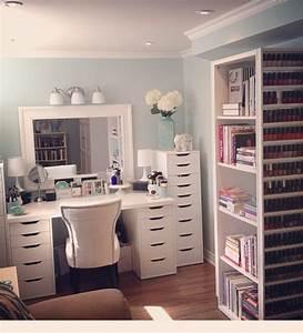 Makeup room Dream House Pinterest