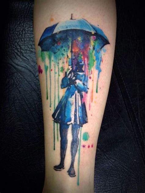 cool watercolor tattoos  designsmagcom
