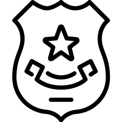 Placa De Policia Para Colorear Placa De Policia Para Pintar