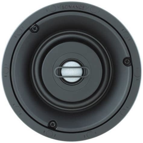 sonance in ceiling speakers sonance visual performance vp48r in ceiling speakers