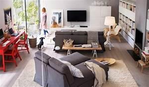 Wohnzimmer Einrichten Ikea : wohnzimmer ideen ikea ~ Sanjose-hotels-ca.com Haus und Dekorationen