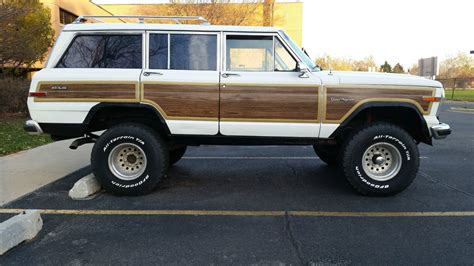 classic jeep wagoneer lifted 1988 amc jeep grand wagoneer lifted california truck with