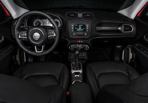 jeep renegade 2018 interior jeep renegade 2018 interior delantero autos actual méxico