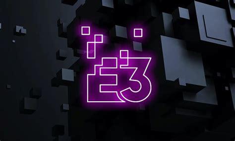 Se revela el calendario del E3 2021