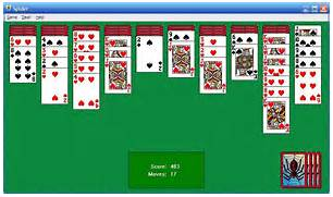 Spider Solitaire User Screenshot #4 for PC - GameFAQs