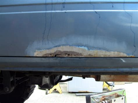 Auto Body And Paint Chemicals, Rust Repair  How To Fix Rust