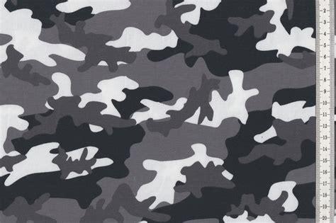 Schwarz Weiß Grau by Jersey Camouflage Schwarz Grau Weiss Tarnstoff Jersey Muster