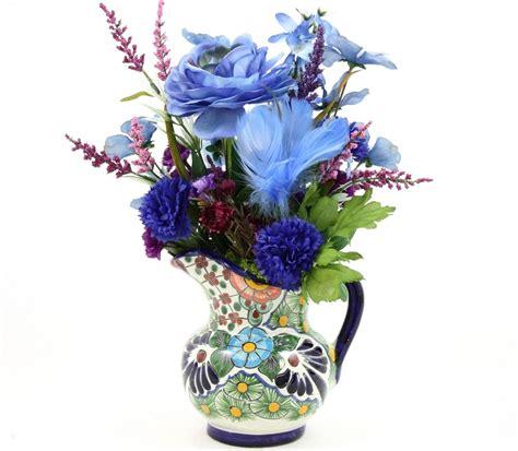floral kitchen accessories custom made country home decor silk flower arrangement 1020