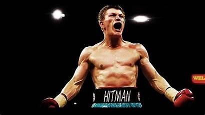 Ricky Hatton Boxer Hitman Involved Bar Fights