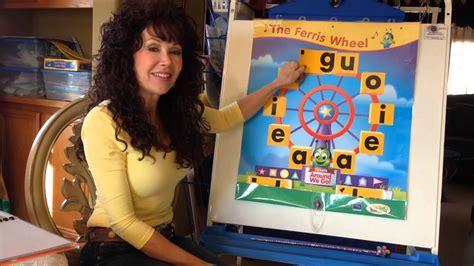 sing spell read write ferris wheel song blending