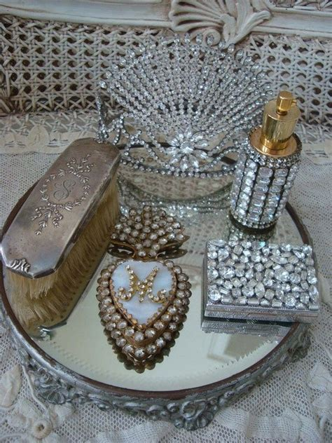 Vanity Tray Set - 36 best images about purfume trays on vintage