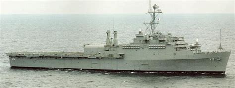 lpd  austin class navy ships
