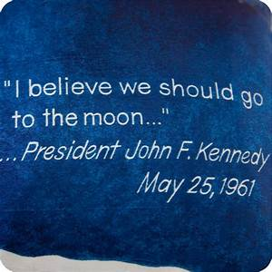 Jfk Quotes About Space Exploration. QuotesGram