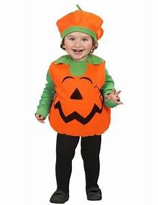 Deguisement Halloween Bebe : d guisement citrouille halloween b b mister fiesta ~ Melissatoandfro.com Idées de Décoration