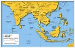 Map of South-East Asia - Nations Online Project
