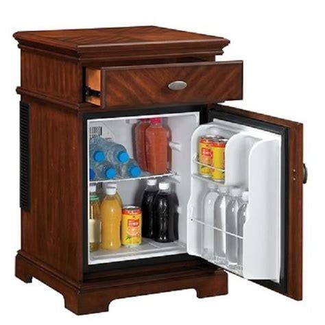mini fridge end table compact refrigerator end table furniture mini fridge chest