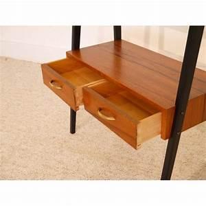 Meuble Scandinave Vintage : petit meuble vintage scandianve teck compas la maison retro ~ Teatrodelosmanantiales.com Idées de Décoration