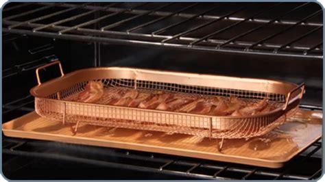 copper crisper cooks perfectly crispy mozarella sticks copper crisper recipe copper chef