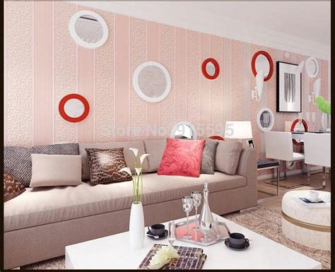 Desain wallpaper rumah info bisnis properti foto gambar wallpaper via infobisnisproperti.com. 65 Desain Wallpaper Dinding Ruang Tamu Minimalis Terbaru ...