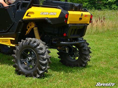 can am commander superatv can am commander 6 portal gear lift 187 bad motorsports inc