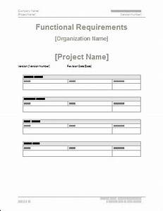 44 functional requirements template software development With functional requirements template software development
