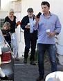 Ben Affleck takes his parents to see his daughter Violet ...