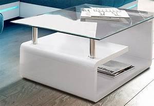 Wohnzimmertisch Mit Glasplatte : couchtisch mit glasplatte online kaufen otto ~ Markanthonyermac.com Haus und Dekorationen