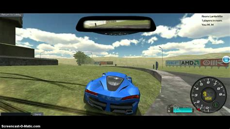 Car Games Online Y8
