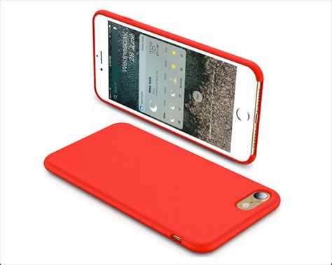 Best Iphone 8 Red Cases To Get (product) Red Look For Less