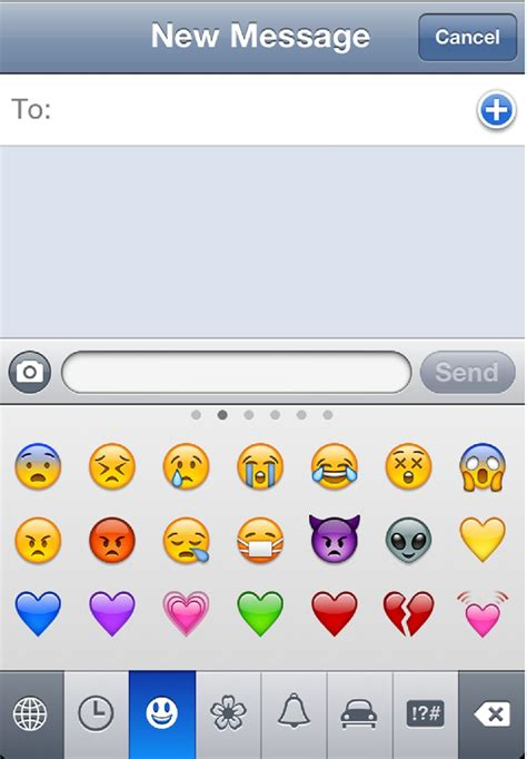 how to get emojis on iphone 4 how to get emoji emoticons on your iphone 6 iphone 5
