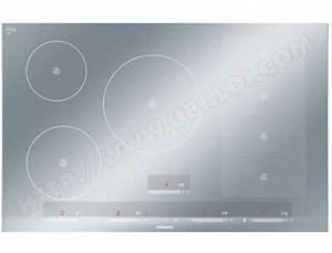 Grande Plaque Induction : table induction blanche 80 cm ~ Melissatoandfro.com Idées de Décoration