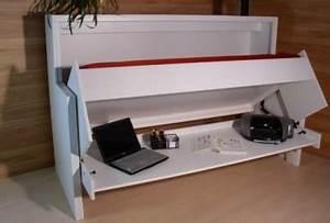 Schrankbett Mit Schreibtisch : kombination aus bett und schreibtisch h fele functionality world ~ Eleganceandgraceweddings.com Haus und Dekorationen