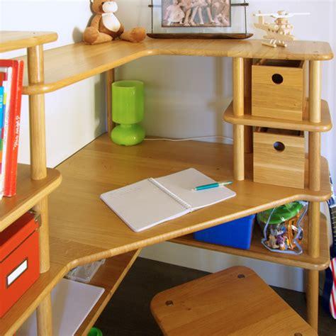 bureaux enfants bureau d 39 angle enfant saturne modulotheque com