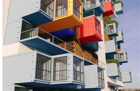 whats wrong  shipping container housing